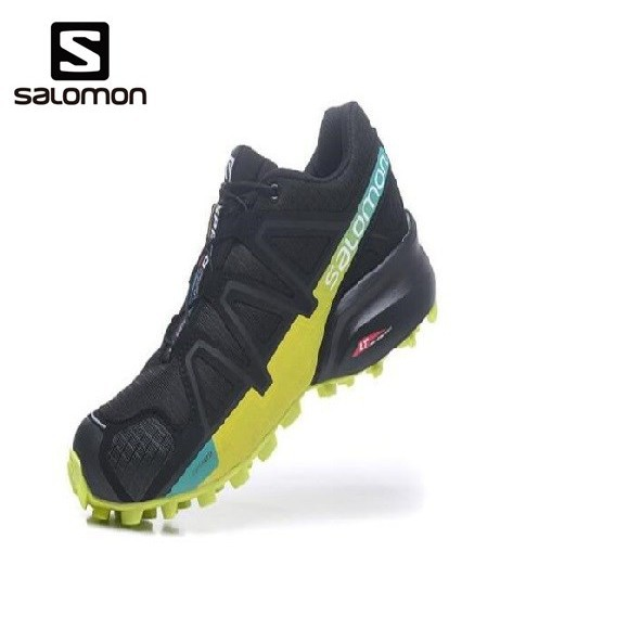 Kasut Salomon Speed Cross 4 18 Solomon Salomon Black Green 40 47 code