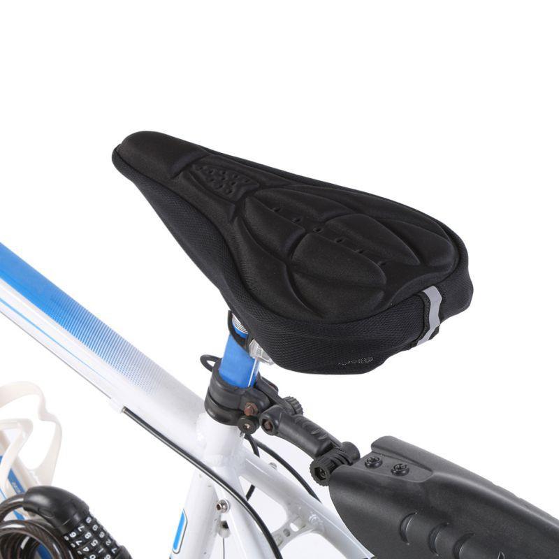 DRAKE18 Carbon fiber bicycle saddle spider cushion ultra light road bike mountain bike outdoor riding accessories,Black