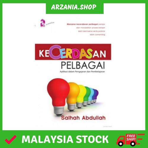 Buku Kecerdasan Pelbagai Aplikasi Dalam Pengajaran Dan Pembelajaran Buku Bahasa Melayu Ujian Iq Kecerdasan Minda Shopee Malaysia