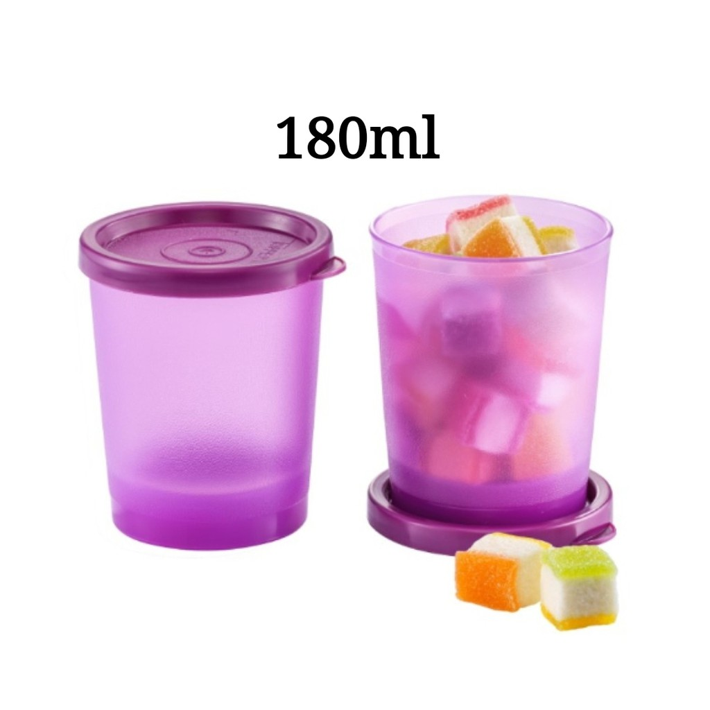 Tupperware Stay Cool Duo (2) 180ml