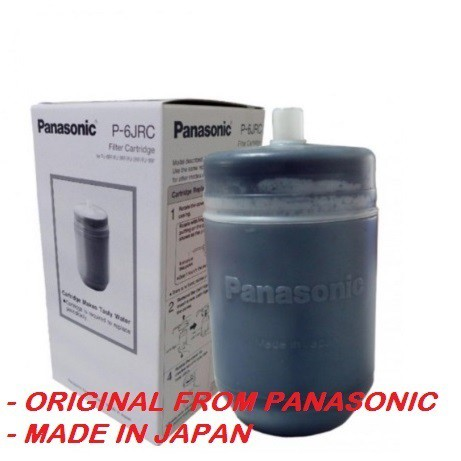 Panasonic Filter Cartridge P-6JRC Replacement filter for model TK-CS10, CS20