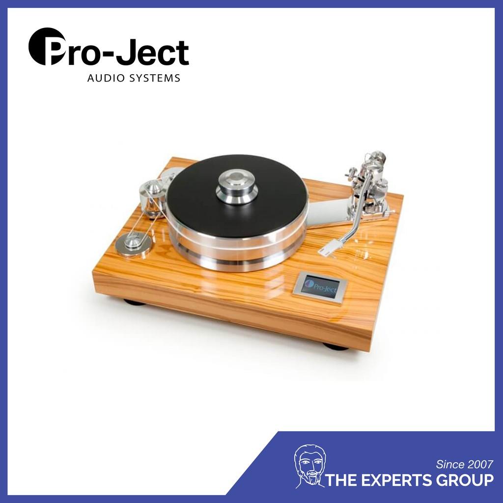 Pro-Ject Signature 12 Turntable Olive Colour Demo Unit (No catridge)