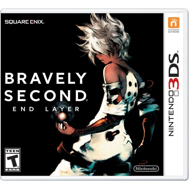 Nintendo 3DS Bravely Second End Layer USA English