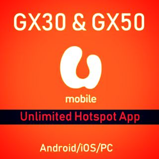 BYPASS LIMIT HOTSPOT DATA GX30/GX50/YES4G AND ALL UNLIMETED
