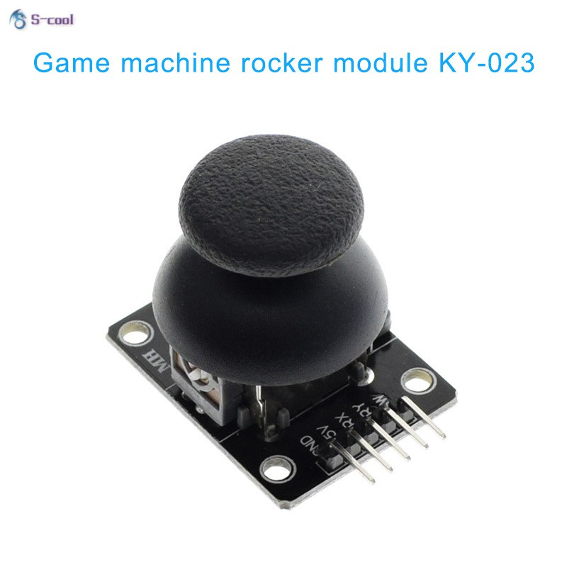 1/2pc Game Joystick Sensor Module for PS2 AVR PIC