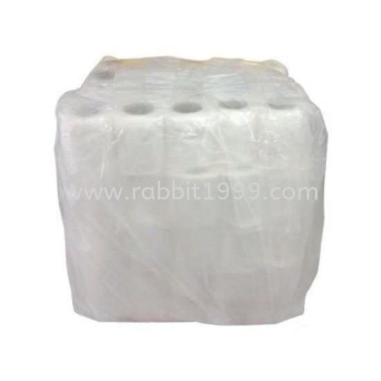 (RM1.13/Roll)RABBIT PULP TOILET ROLL TISSUE(300s x 10nos x 10roll)100% virgin pulp-tisu tandas/toilet tissue/toilet tisu