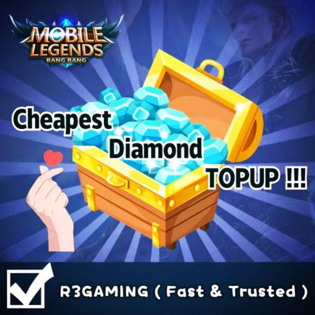 Mobile Legends Diamonds (SUPER DEAL)