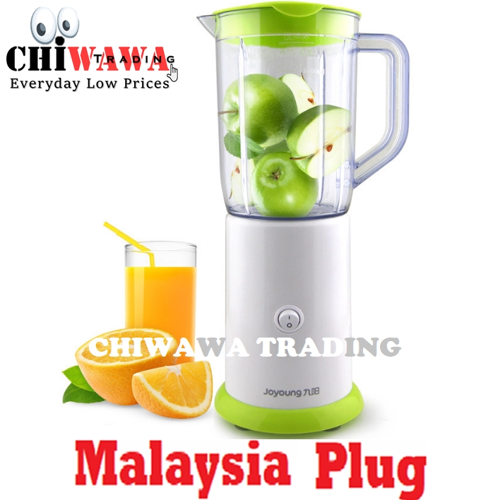 【Malaysia Plug】Stainless Steel Blender Grinder Juicer Extractor Pengisar