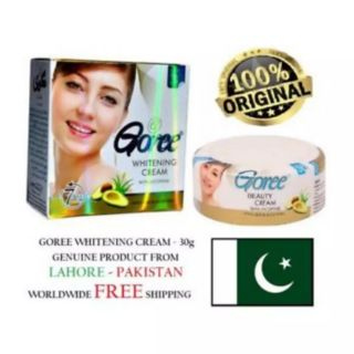 Goree Day & Night cream and soap | Shopee Malaysia