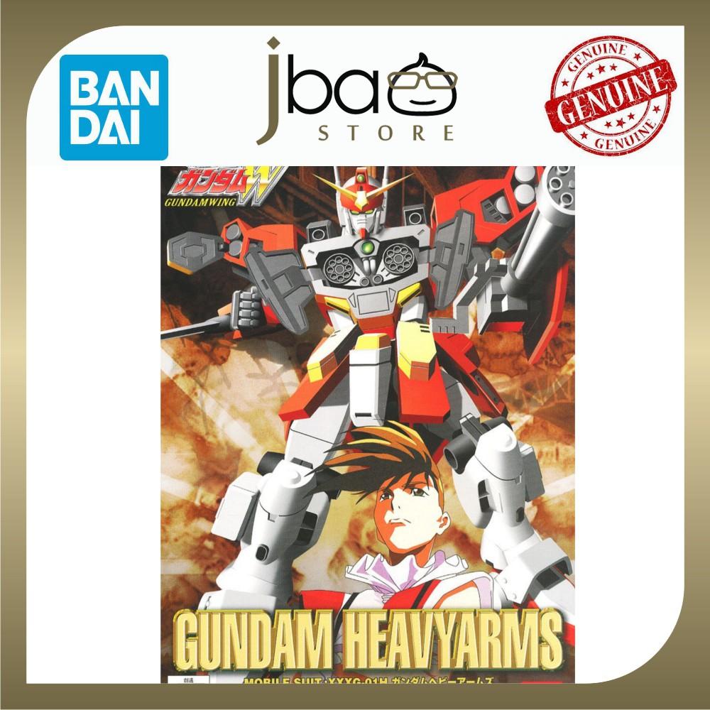 Bandai 1/144 XXXG-01H Gundam Heavy Arms Heavyarms Ver. WF Gundam W WF-04 Model Kits