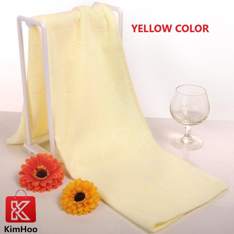 KIMHOO READY STOCK Multi-Purpose Quick Drying Towel Microfiber Absorbent Towel (Tuala Cepat Kering)