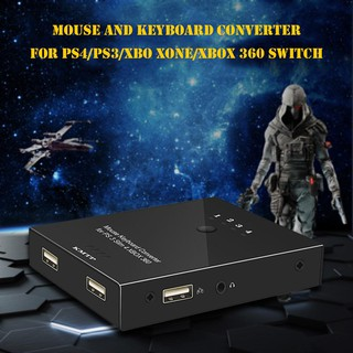 OT】Mouse and Keyboard Converter Adapter for PS4/PS3/XBO