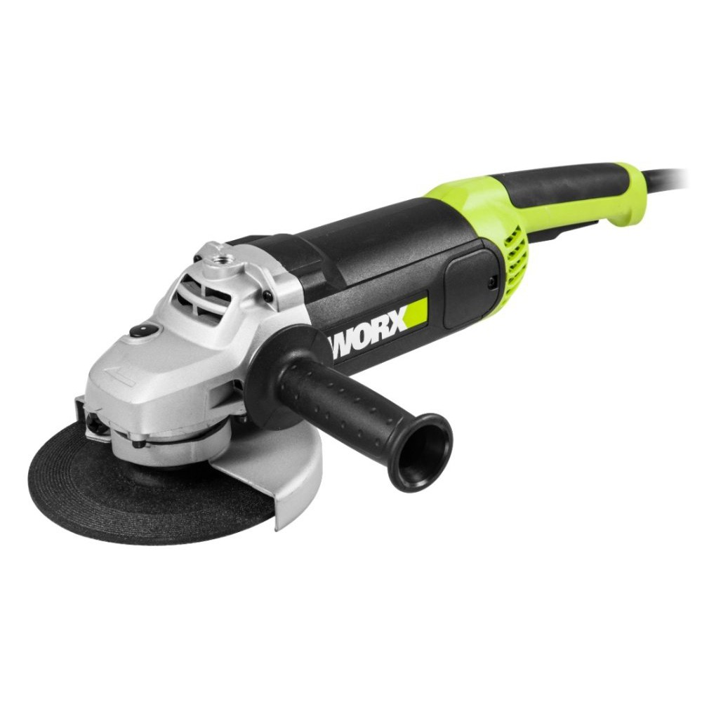 WORX WU738.1 180mm 2500W LARGE Angle Grinder Corded CUTTER