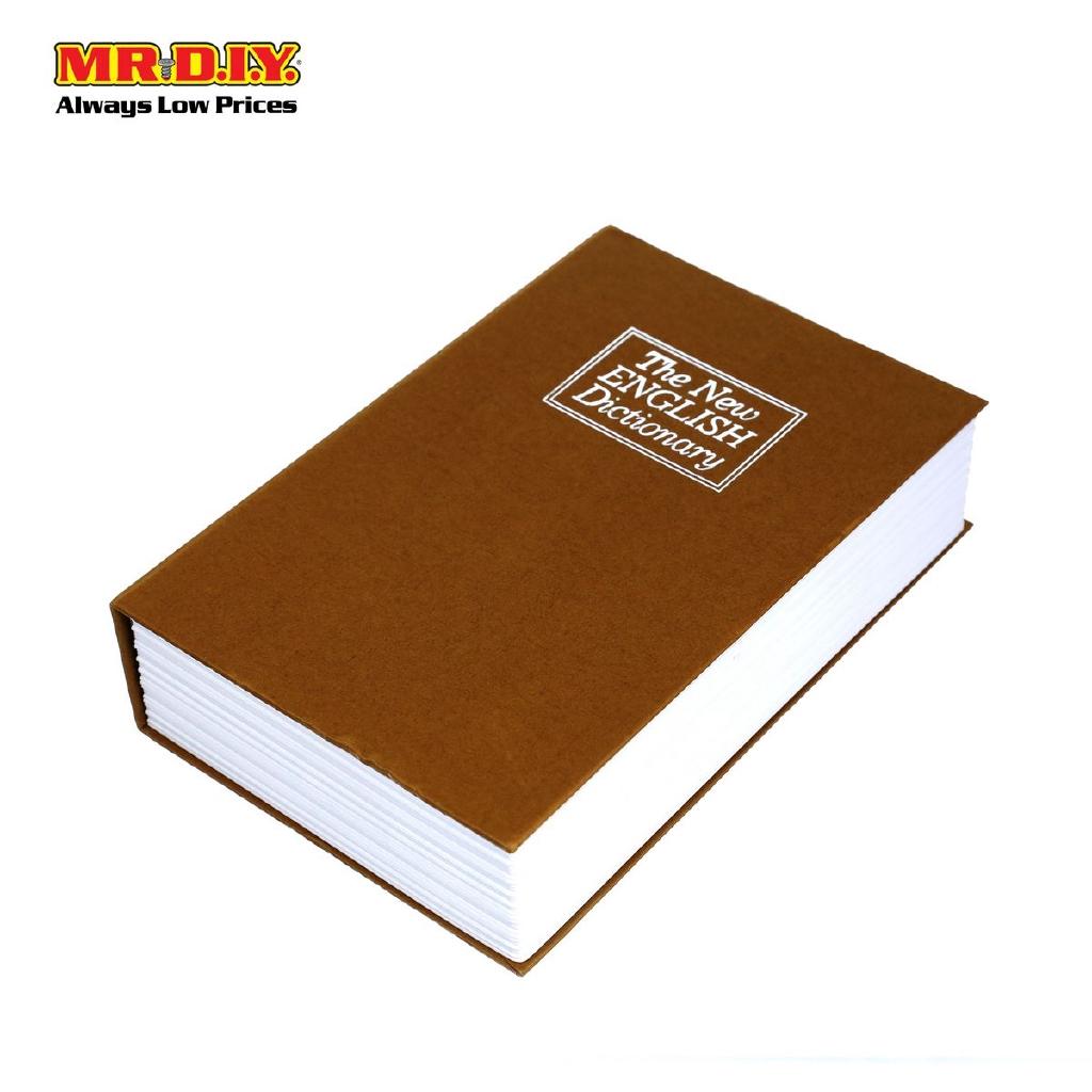 Dictionary Book Safe Safety Box 24 5cm