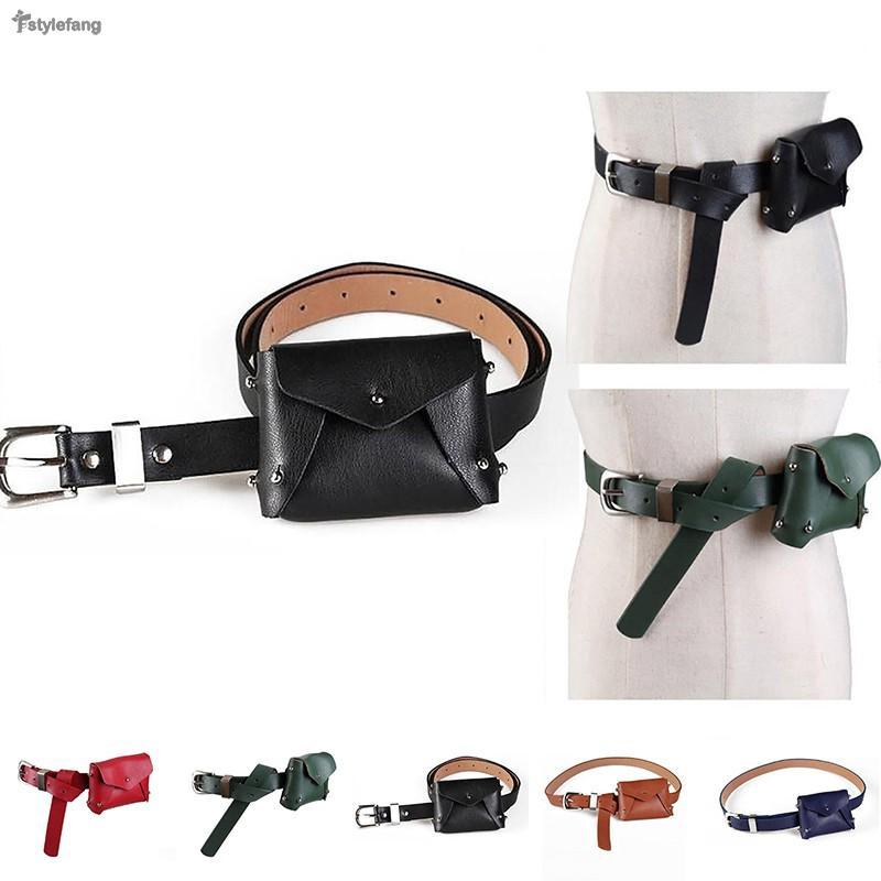 f55cd53ec1a Pouch Purse Wallet Fashion Bag Classic Black Hip Travel Wear-at-Waist Mini  Belt | Shopee Malaysia