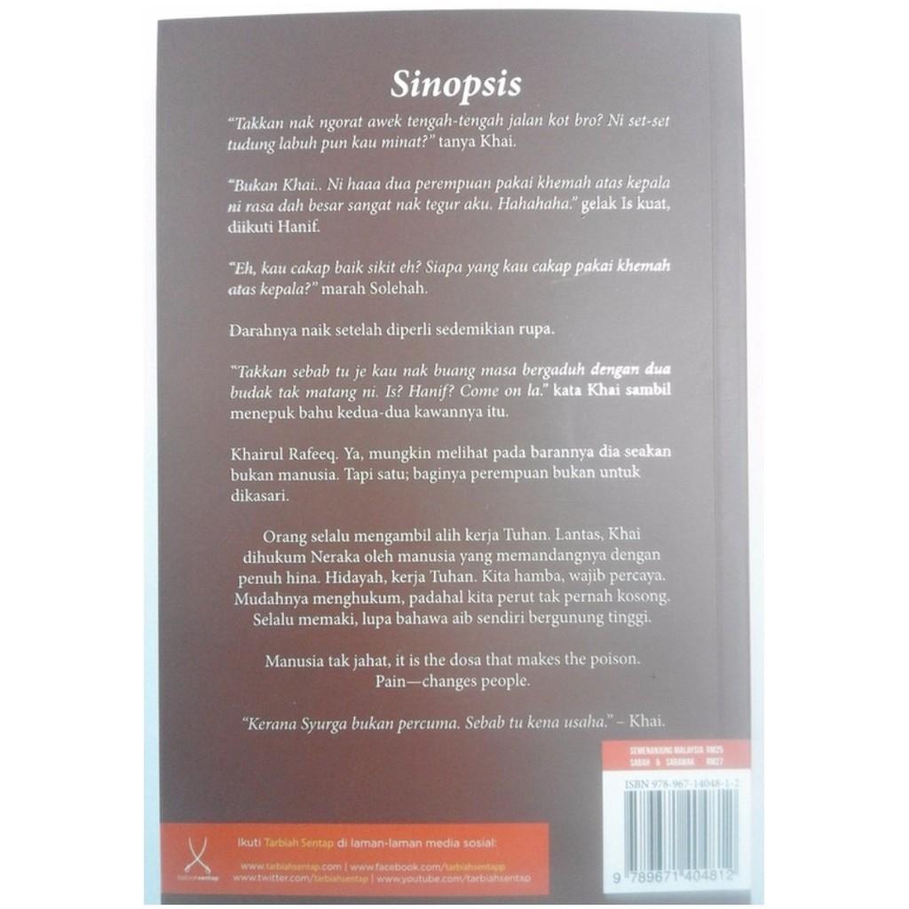 Kerna Syurga Bukan Percuma Novel Diadaptasi ke Drama: (ISBN: 9789671404812)