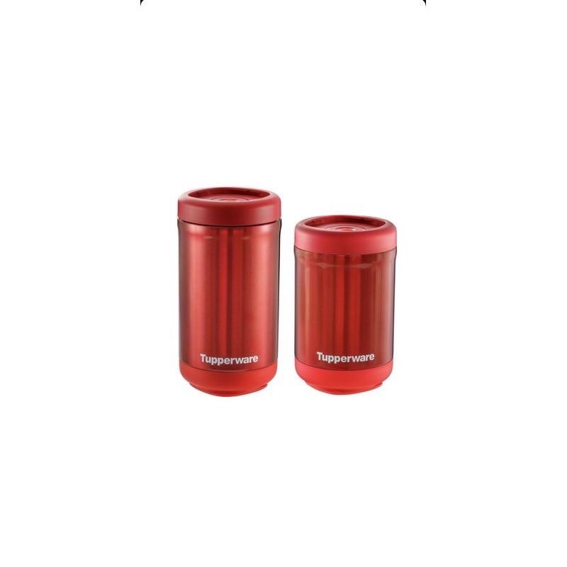Tupperware Stacking Thermal flask (2pcs)