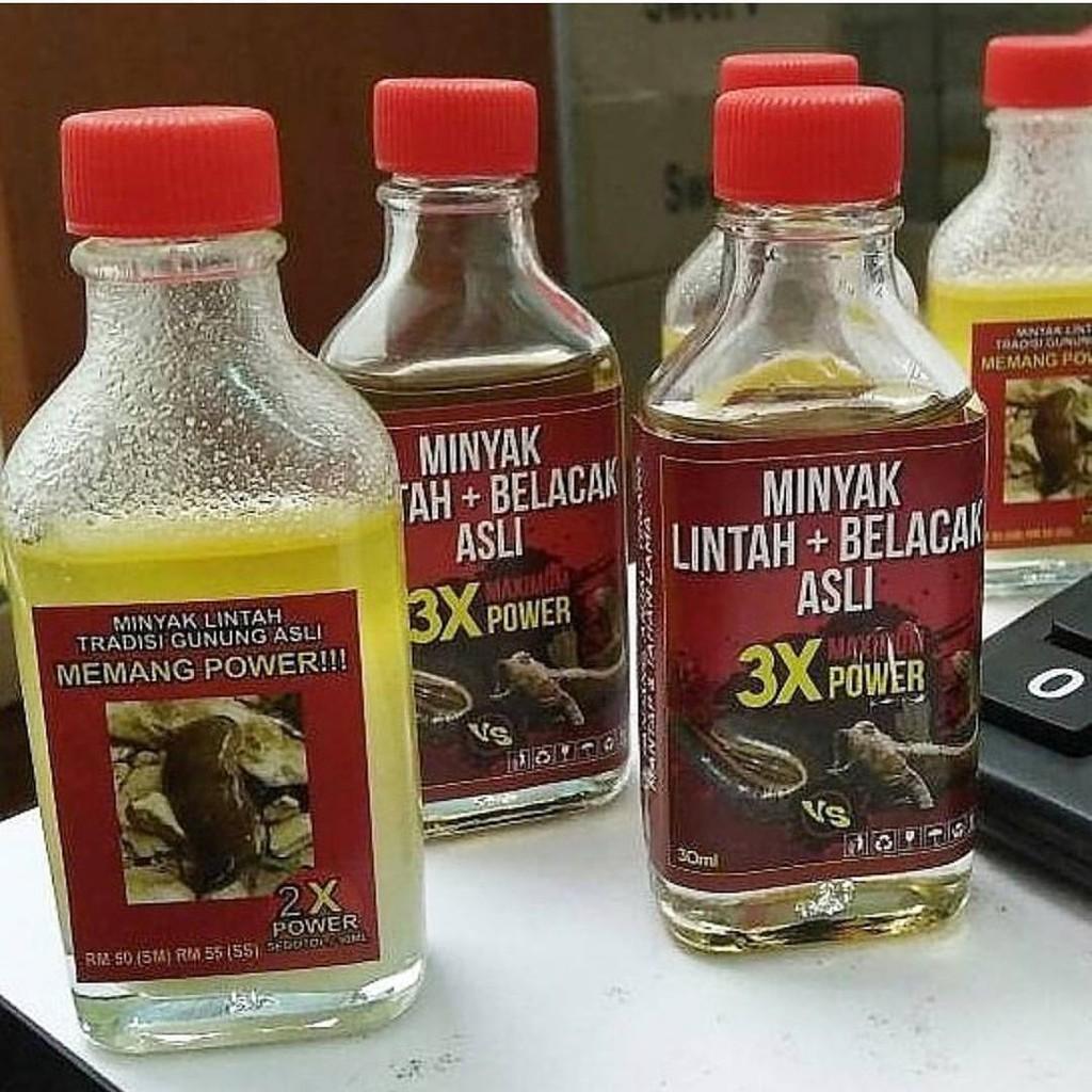 Minyak Lintah Shopee Malaysia Ter Original Tapa