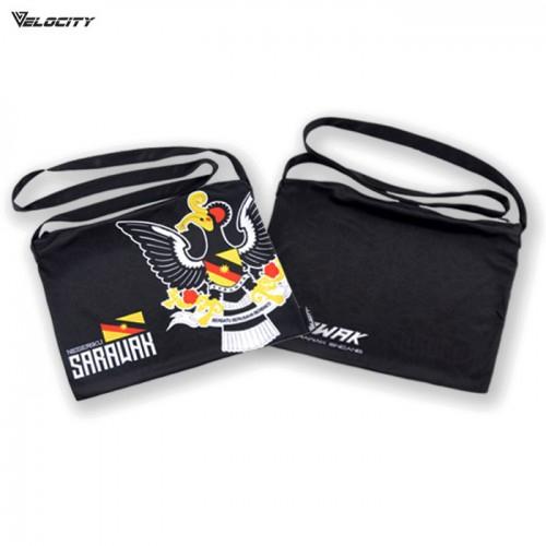 [READY STOCK] Velocity Velocool Sport Sling Bag Sarawak For Men or Women