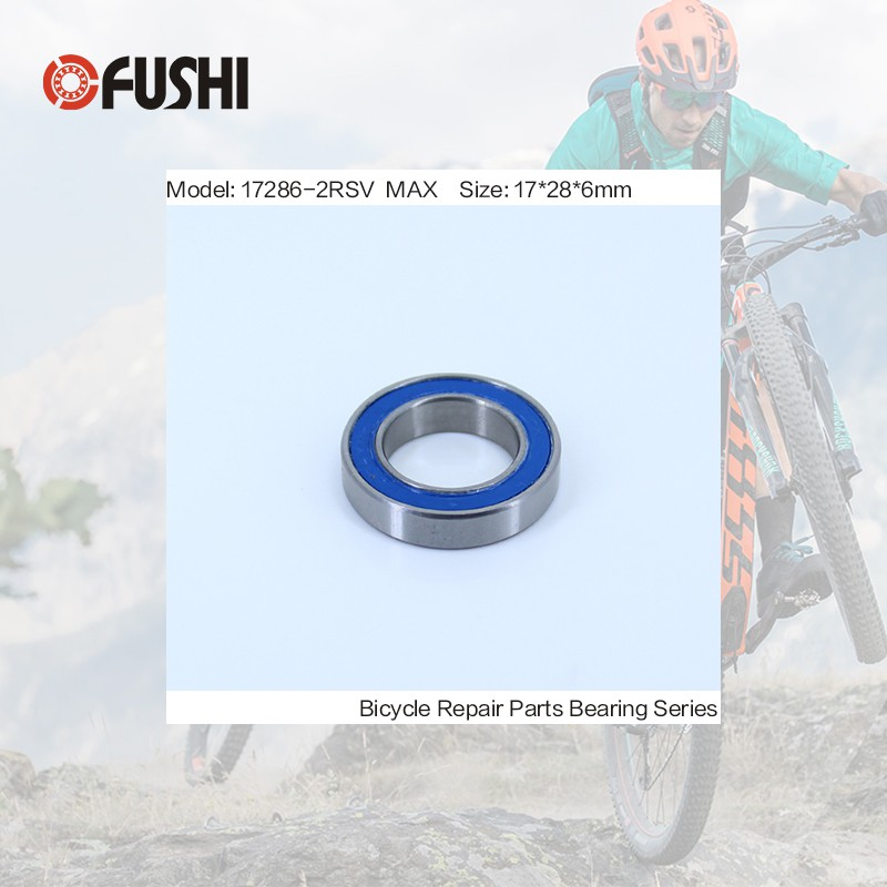 6805-2RS MAX Bearing 25x37x7 mm 6805 Bearings Bicycle Bottom Bracket Repair Part