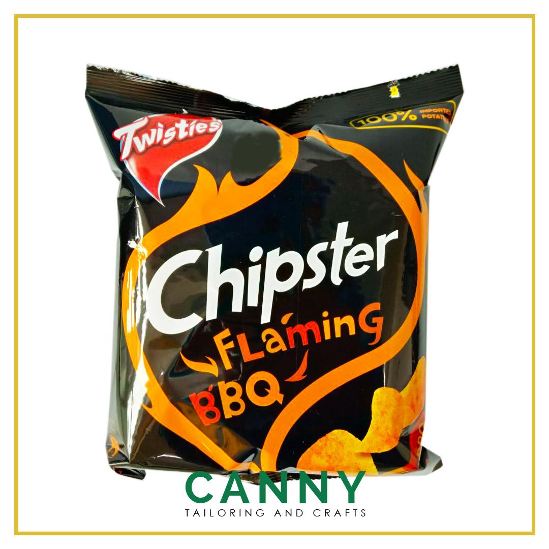 Chipster Potato Chips 60g