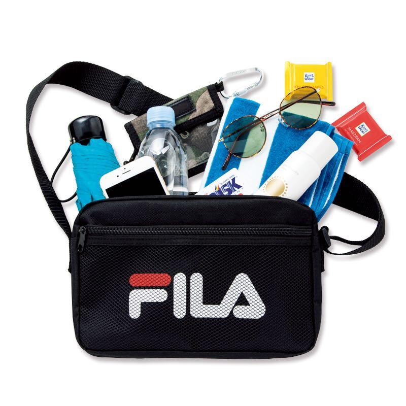 Fila Sling Bag From Emook Magaizne Japan  4808d9ed60b47
