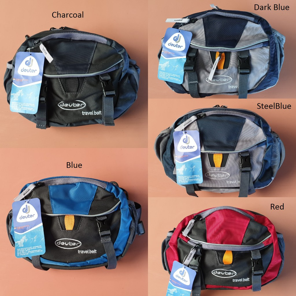 95fe312315831  READYSTOCK Deuter Travel belt Pouch bag