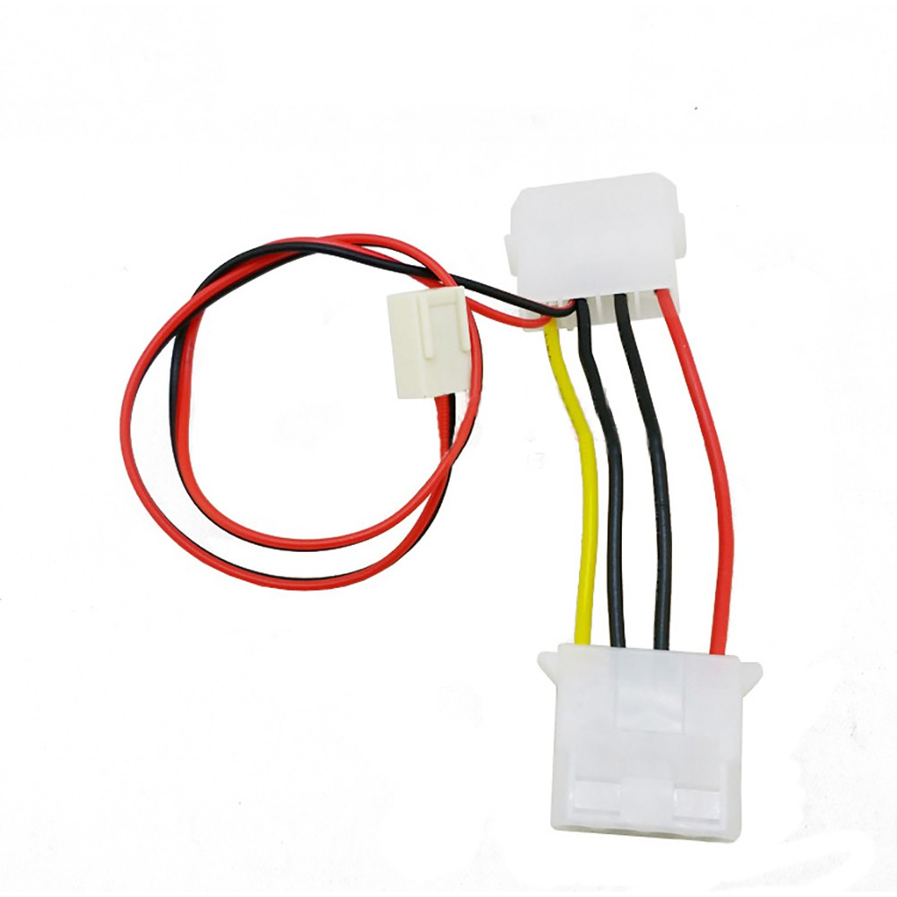 3 Pin To 2 Pc Computer Case Fan Y Splitter Connector Extension Power 3pin 2pin Cable Wire On Shopee Malaysia