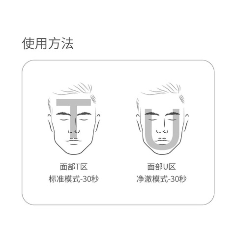 Men's Cleanser Electric Face Washer 男士净澈电动洗脸器