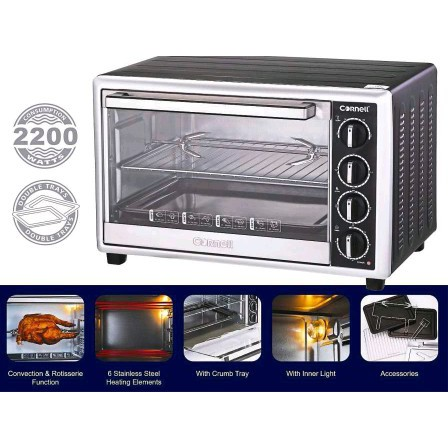 2200W 56L Cornell Electric Oven CEO-E56SL