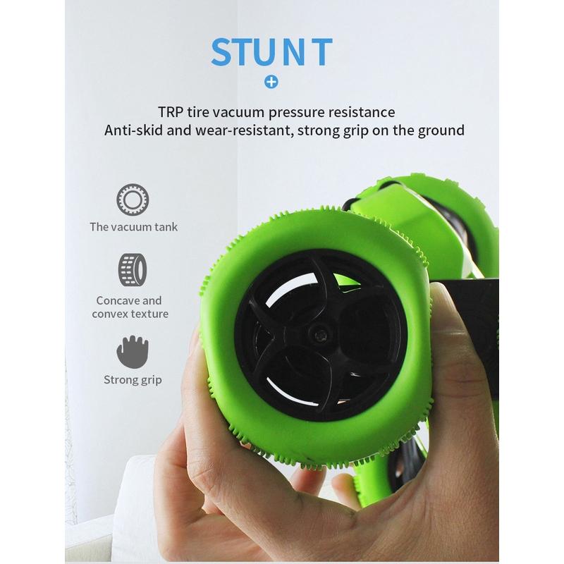 【Ready Stock】Children Remote Control Stunt Car