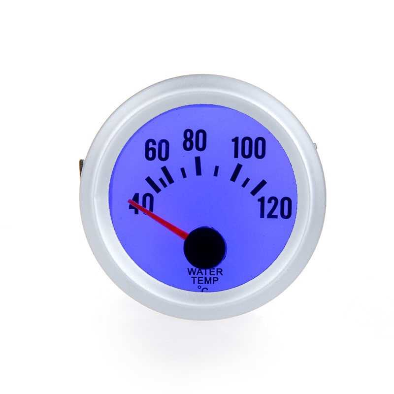 Water Temperature Meter Gauge with Sensor for Auto Car 2
