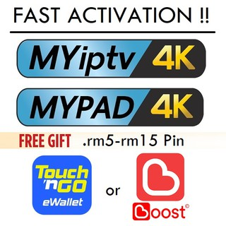 mypad 4k tv MYPADTV IPTV FULL HD v MYIPTV   Shopee Malaysia