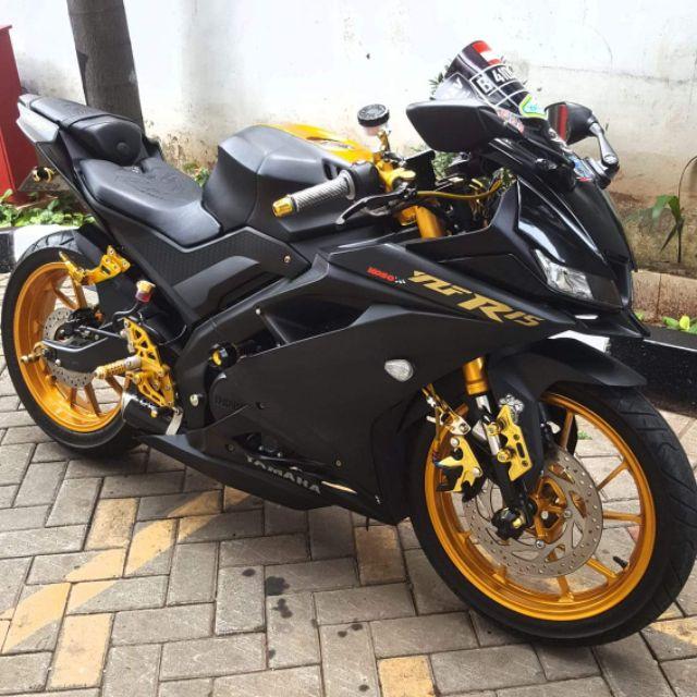 Undercowl Yamaha YZF R15 V3 Custom Moto GP Lebih panjang