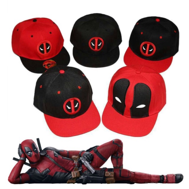 d730288f33f deadpool cap - Hats   Caps Online Shopping Sales and Promotions - Accessories  Aug 2018