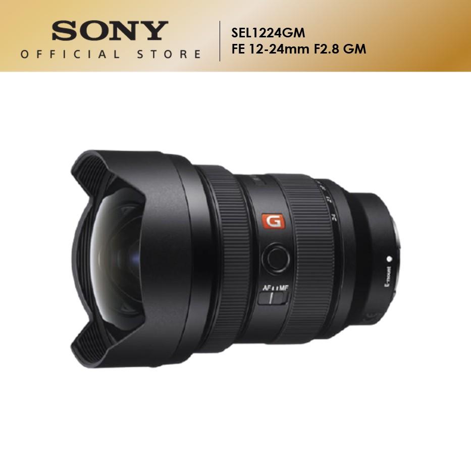 Sony SEL1224GM (FE 12-24mm/F2.8 GM)