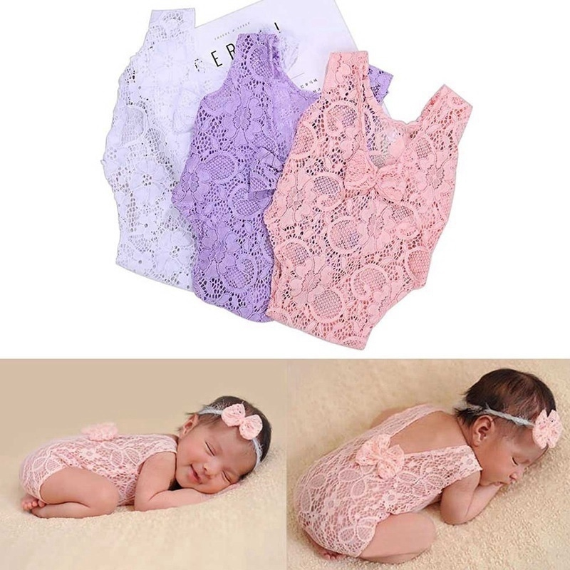 Newborn Baby Girl Boy Angel Wings Costume Photo Photography Prop Outfits Clothes