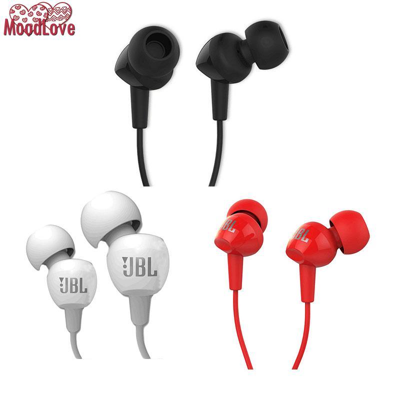 MD JBL T110BT Wireless In-Ear Headphones Black | Shopee Malaysia