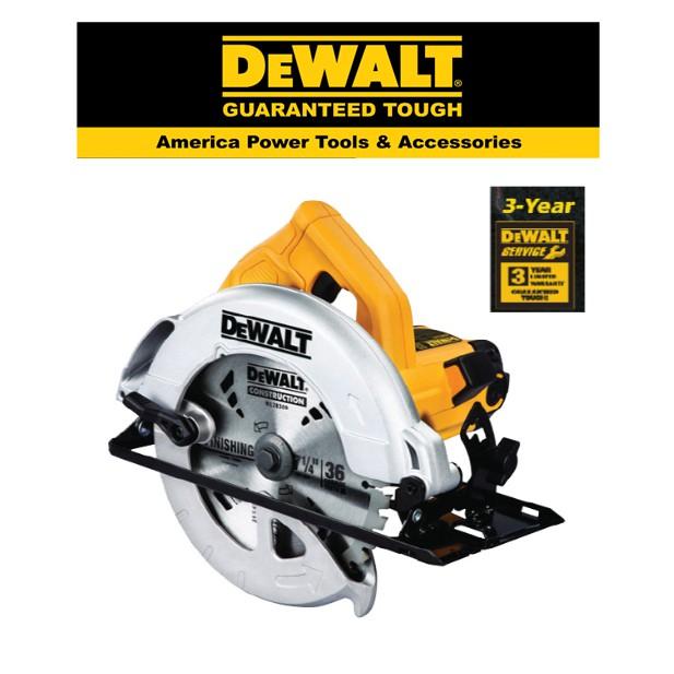 DEWALT  DWE561 - 185MM CIRCULAR SAW 1200W