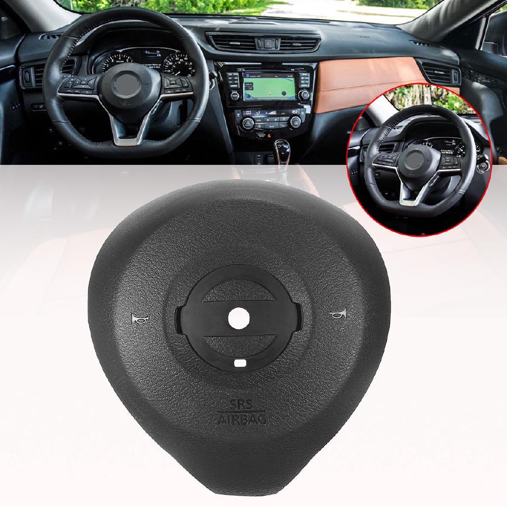 Driver Steering Wheel Air Bag Black Cover Fits Nissan Rogue