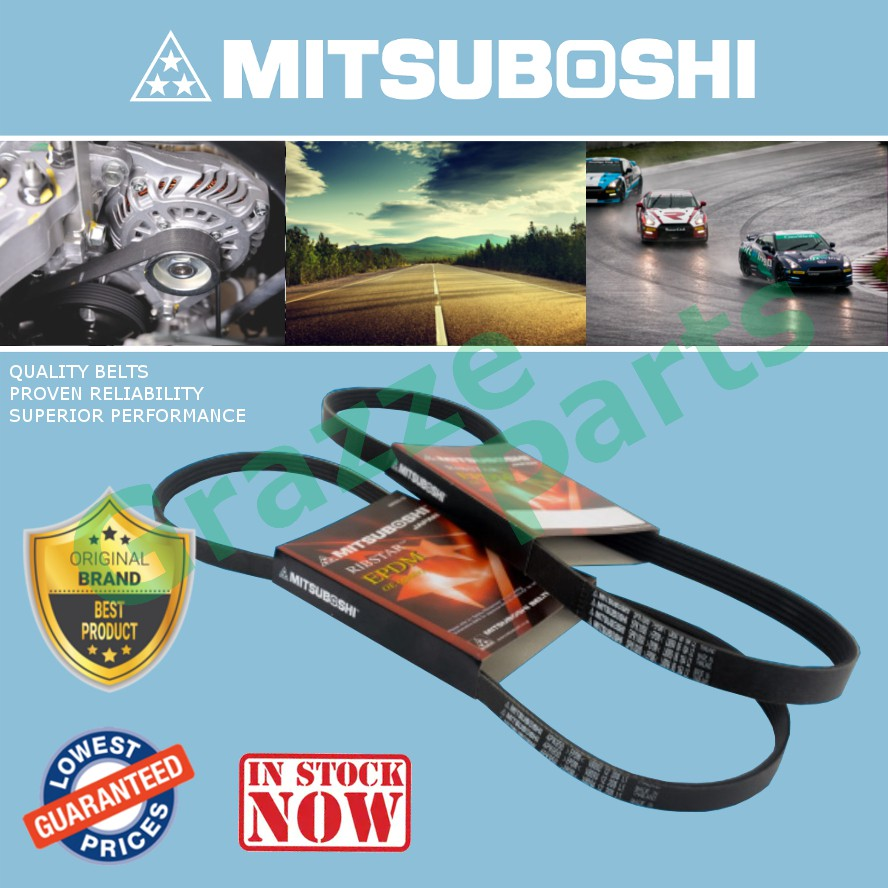 Mitsuboshi Ribstar Belt 4PK575 for Special Size