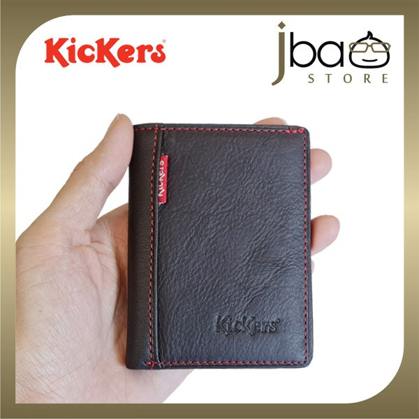 Kickers KIC88493D Leather Credit Access T&G Card Holder