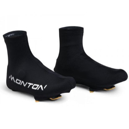 Monton Cycle Shoe Covers Lifestyle Darkness