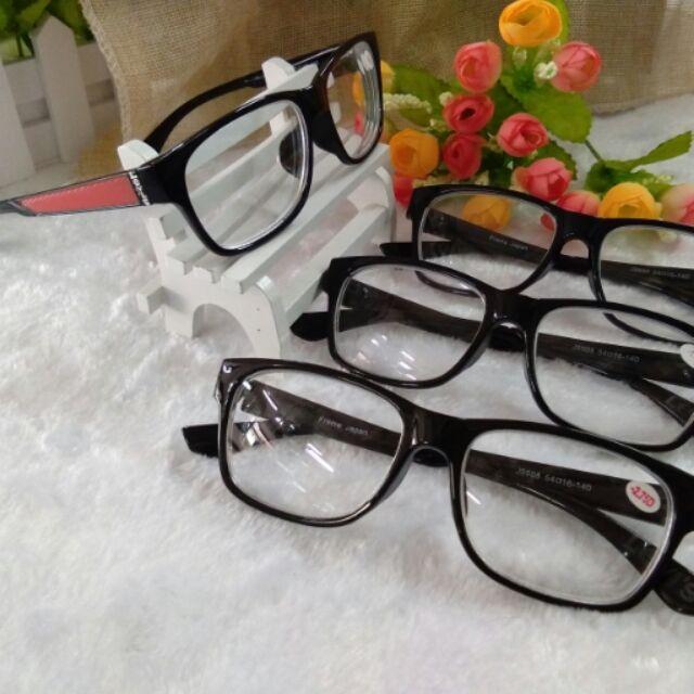(FRAME+LENS) ~100++ Collection~ Cermin Mata Rabun Prescription Glasses  6b77f7c3f2