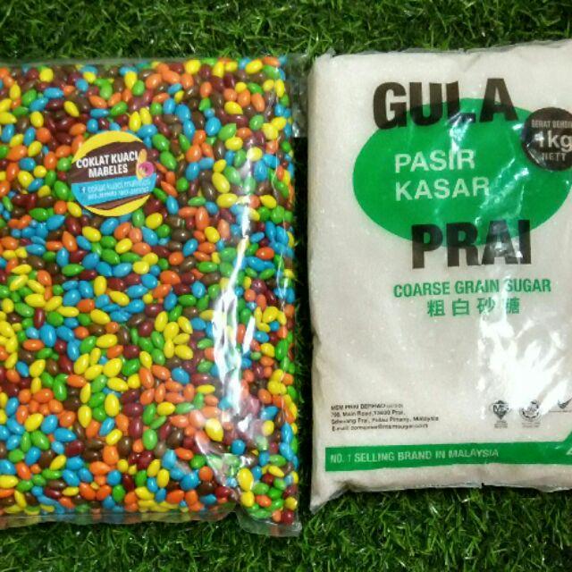 [BORONG] 1KG Coklat Kuaci Viral | Shopee Malaysia
