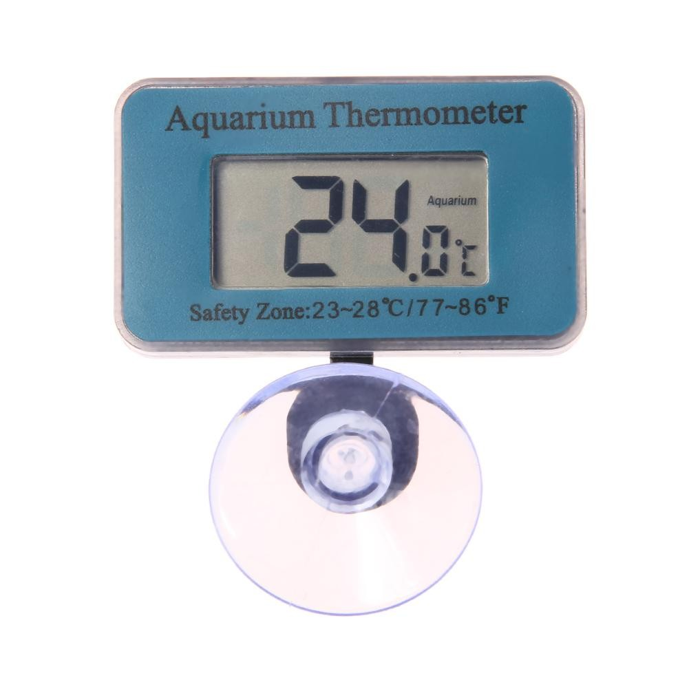 LCD Digital Temp Meter Thermometer Wired Remote Sensor for Fish Tank ...