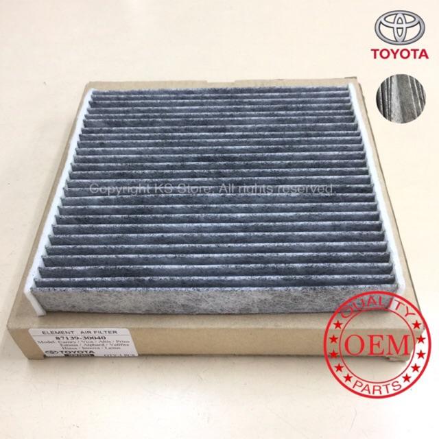 Toyota Vios/Estima/Camry/Vellfire 2006 Carbon Cabin Air Filter-(Active Carbon)