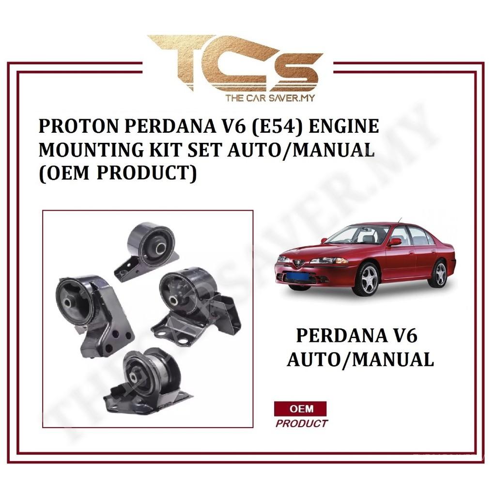 Proton Perdana V6 Engine Mounting Kit Set (Auto/Manual)OEM Product