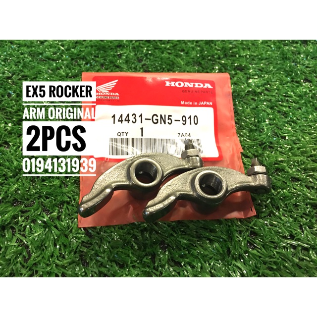 EX5 rocker arm original 2 pcs