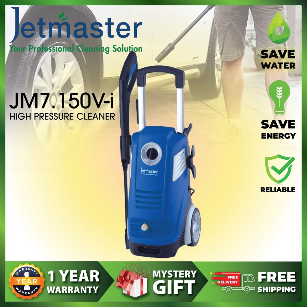 Jetmaster JM7.150V-I High Pressure Cleaner